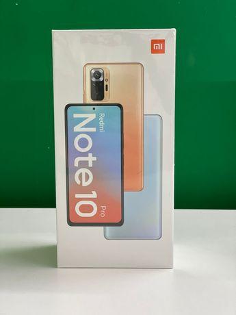 Xiaomi redmi note 10 pro 128gb новый запечатанный гарантия