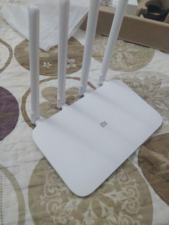 Xiaomi Mi Wi-Fi Роутер Модем 4A Gigabit Edition вайфай