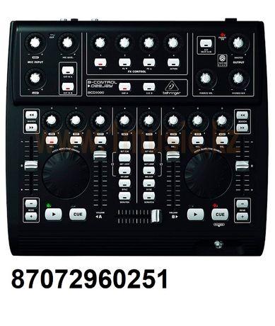 новый DJ-Контроллер Behringer B-CONTROL DEEJAY BCD3000