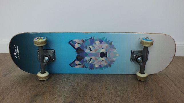 Skateboard Hudora Wolf Instinct