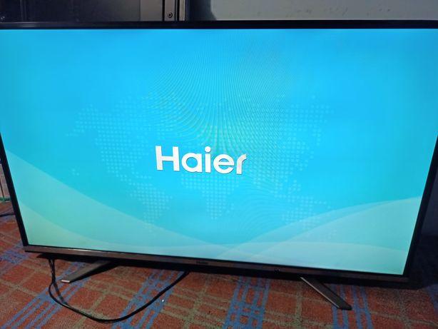 Срочно хаер 42 к5500 телевизор смарт ТВ