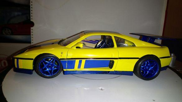 Ferrari 1 :18  348 GT, TB ,TS Bburago ,maisto