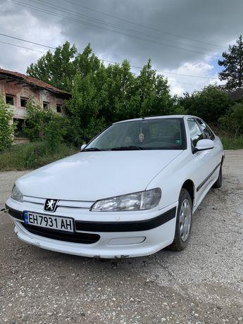 Peugeot 406 2.0 16v na chasti Пежо 406 2.0 16в на части