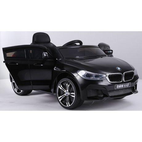 Masinuta electrica pentru copii BMW seria 6 GT negru , 12 volti !