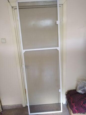 Sita ușa termopan cu rama aluminiu