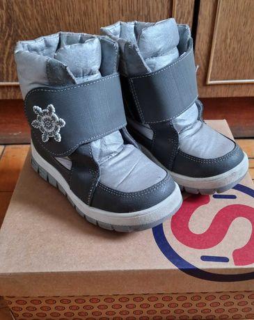 Зимние ботинки от фирмы Shagovita.
