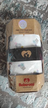 Муслиновая ткань (одеяло, пеленка, покрывало и т.д.)