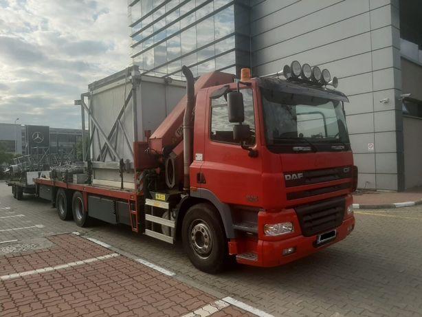 Camion - Macara - Automacara - transport containere, paleti, marfuri