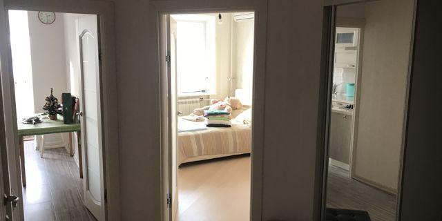Адрес квартиры: Каратал 14 В — Жансугуррва.