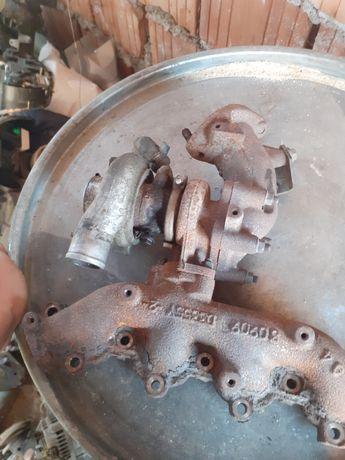 Turbina opel astra g 1.7 dti