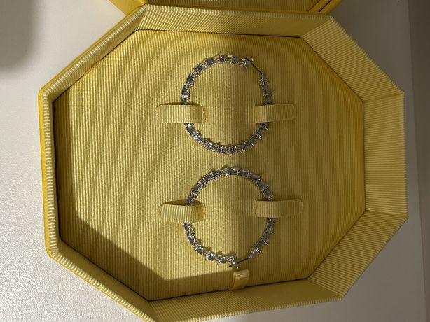 Cercei swarovski bijuterii