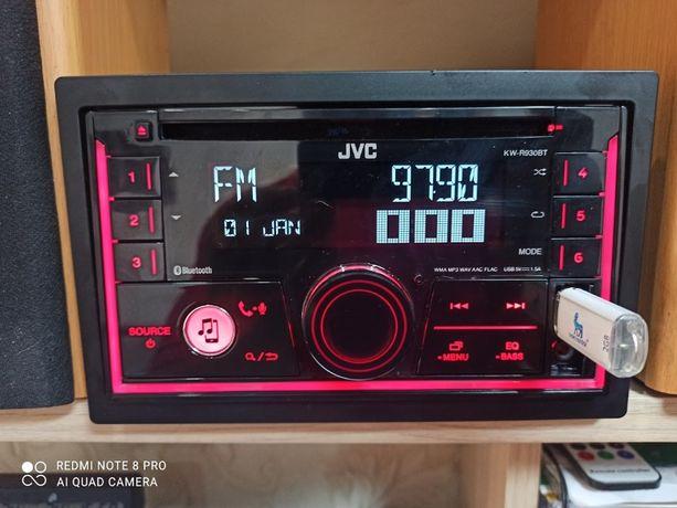 Radio CD auto JVC KW-R930BT
