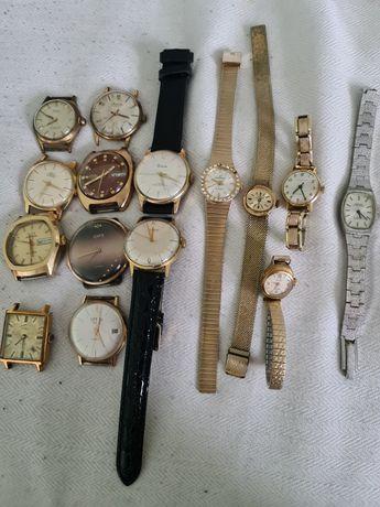 Часовници стари мъжки и дамски
