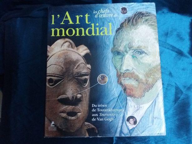 Capodoperele artei mondiale, editura Place des Victoires
