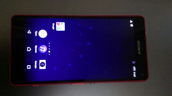 Sony Xperia Z3 Воден телевон