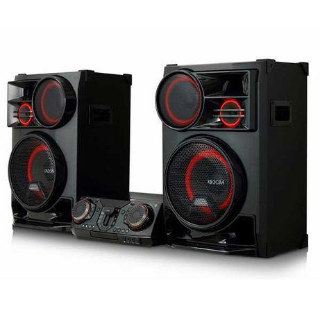 Музыкальный центр LG CL98 XBOOM 3500W, аудиосистема/караоке/Bluetooth