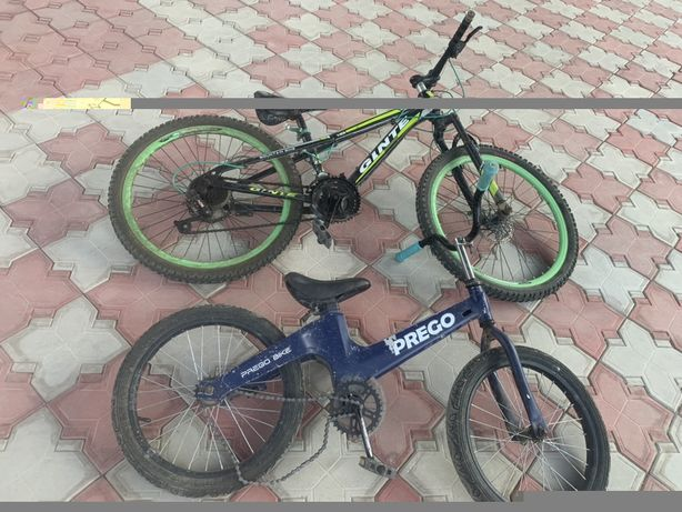 Велосипеды в алматы