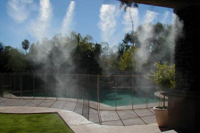 туманообразователь низкого давления