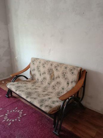 Диван с креслом раскладной