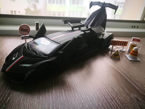Macheta auto Lamborghini veneno, mașina, jucarie
