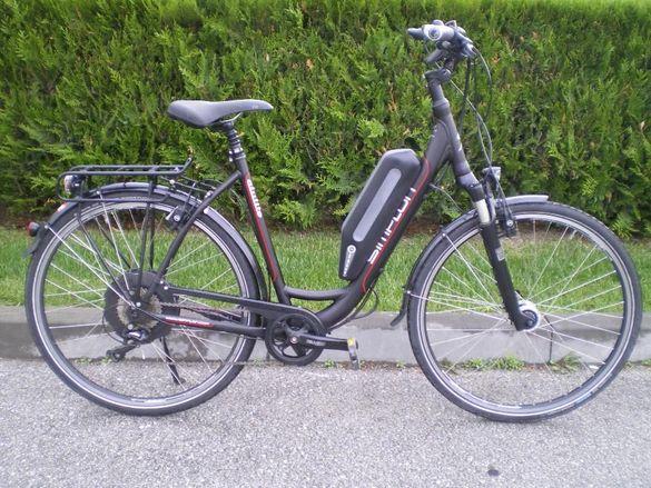 Електрически велосипед 28ц