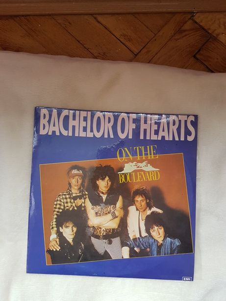Disc Pick-up Bachelor of hearts On the Boulevard
