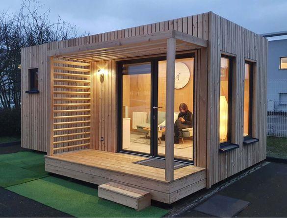 Сглобяеми къщи, бунгало, павилион, градинска къща, сглобяема къща
