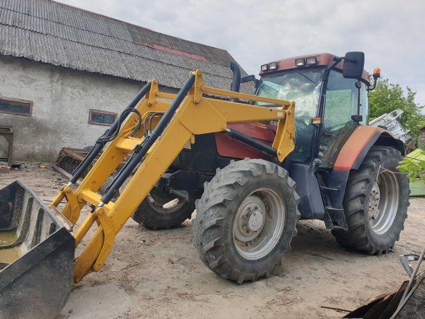 Vand tractor Case 120 MX cu incarcator