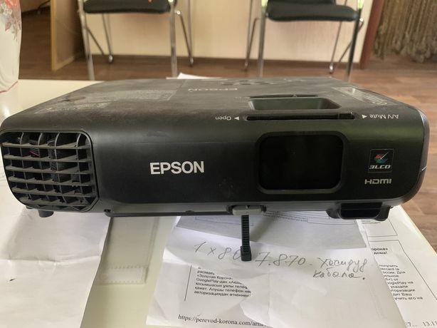 Продам проектор epson