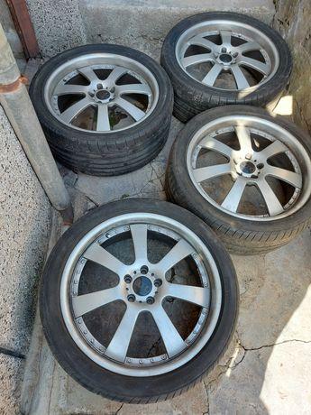 """Джанти с летни гуми Audi 20"""""""