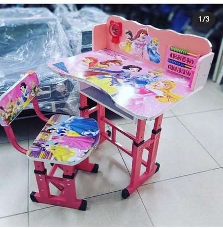 Парта стол стулья