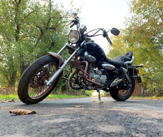 Motocicleta A1 125cc 16 ani