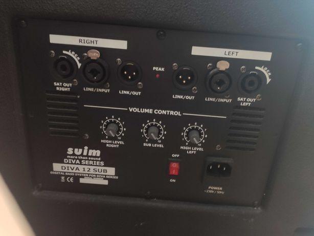 Sistem Audio SUIM complet