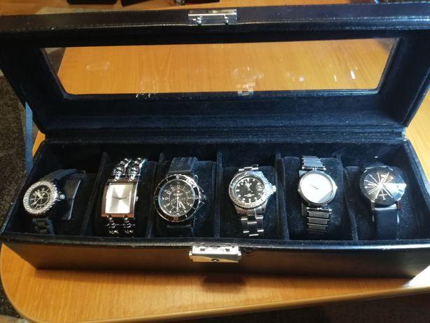 Ceasuri de dama si cutie