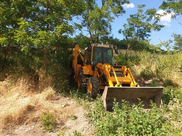 Buldoexcavator mf 4x4