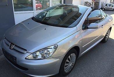 Peugeot 307 CC 1.6,2.0 на части