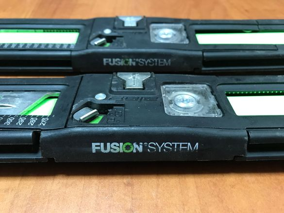 Elan Fusion Systen