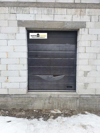Usi sectionale industriale/rezidentiale/garaj/hale/sandwich