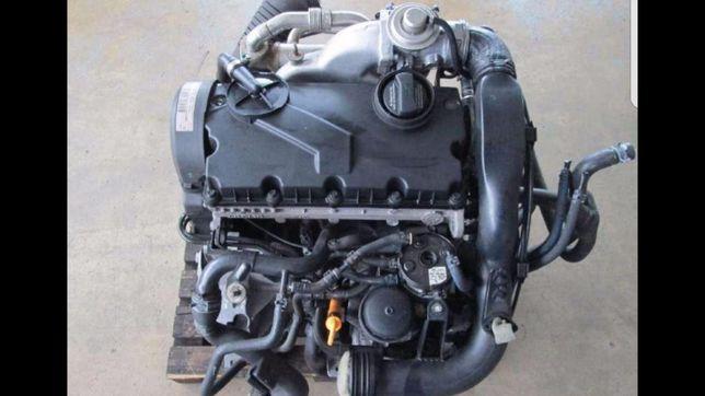 Motor passat b5