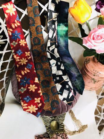 Cravate vintage din matase