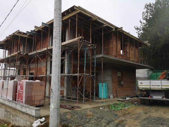ГРУБ СТРОЕЖ - Кофраж, арматура, зидария , бетон