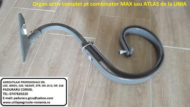 arc, sageata, organ activ complet pt MAX sau ATLAS de la UNIA