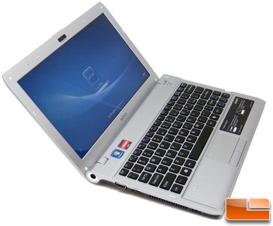 Sony VAIO Y Series 11.6-inch Notebook