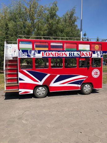 Продам детский автобус для развлечений в парк