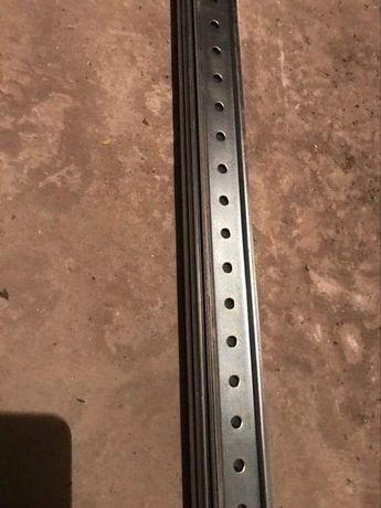 Șina omega perforata lungime 2 metri