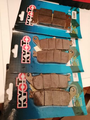 Накладки за suzuki bandit 600 кубика