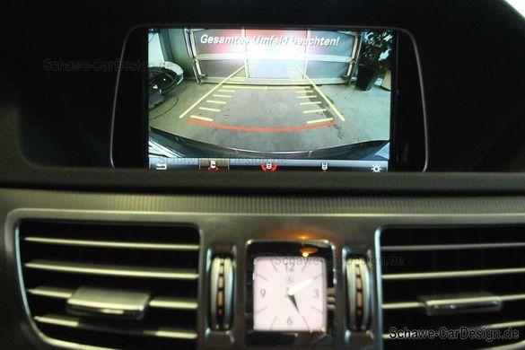 Електрически багажник и Камера за задно виждане за Mercedes W204, W212