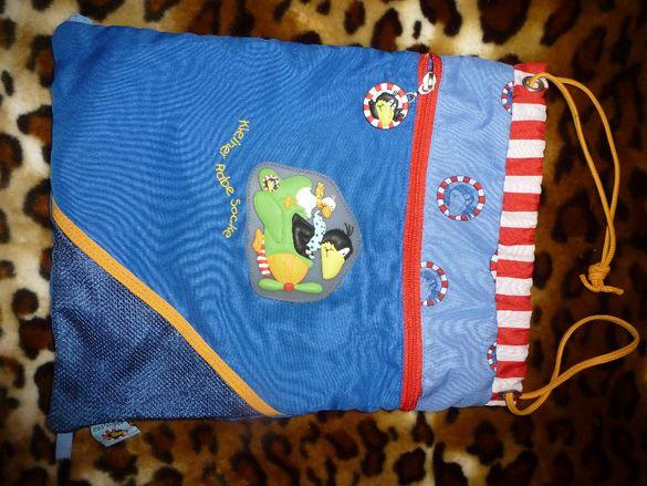 детска торба за ясла