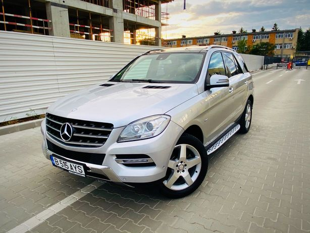 Mercedes ML 350D Bluetec