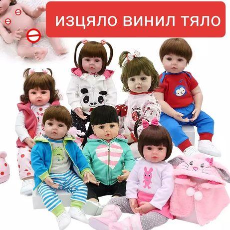 Реборн бебе, Reborn baby doll, реалистична винил кукла. Преродено бебе